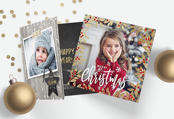 Kerstkaarten online maken
