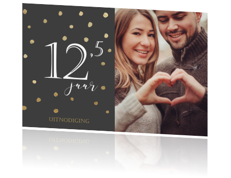 12 5 Jarig Huwelijk